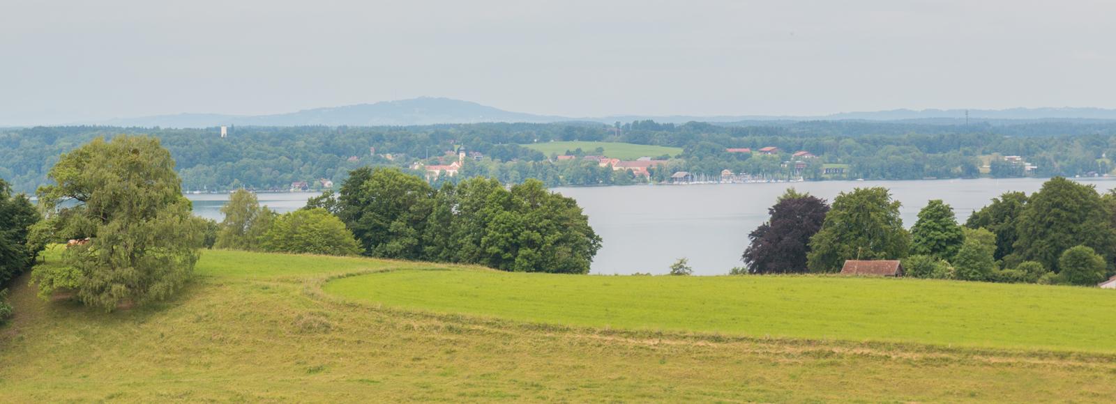 Seeblick vom Kirchberg